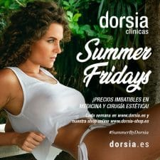 SUMMER FRIDAYS BY DORSIA
